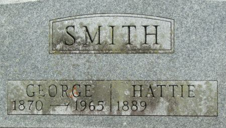 SMITH, GEORGE WASHINGTON - Clayton County, Iowa | GEORGE WASHINGTON SMITH