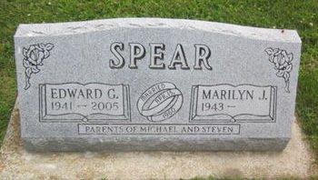 SPEAR, EDWARD - Clayton County, Iowa | EDWARD SPEAR