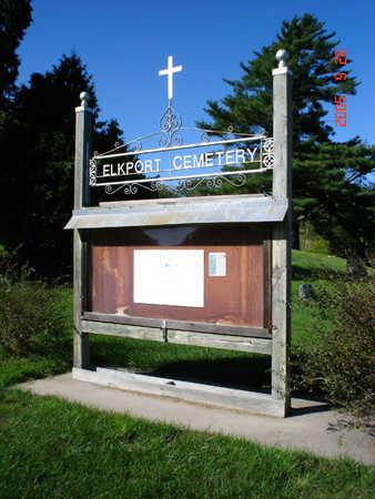 ST. MICHAEL'S, CEMETERY - Clayton County, Iowa   CEMETERY ST. MICHAEL'S