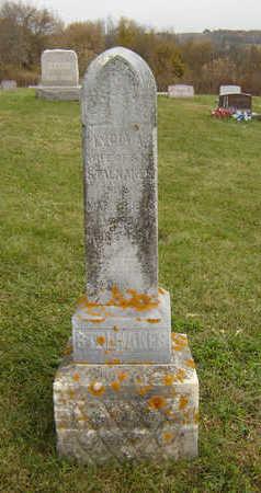 STALNAKER, LYDIA A. - Clayton County, Iowa   LYDIA A. STALNAKER