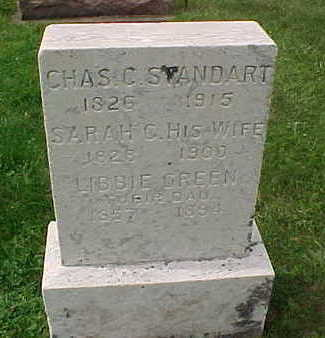 STANDART, CHAS C. - Clayton County, Iowa | CHAS C. STANDART