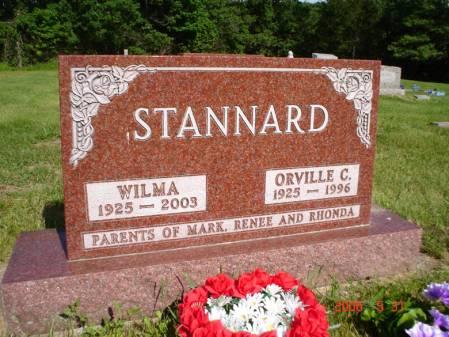 ALDERSON STANNARD, WILMA - Clayton County, Iowa | WILMA ALDERSON STANNARD