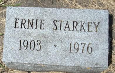 STARKEY, ERNIE - Clayton County, Iowa | ERNIE STARKEY