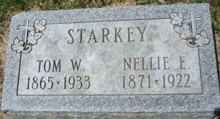 STARKEY, TOM W. - Clayton County, Iowa | TOM W. STARKEY