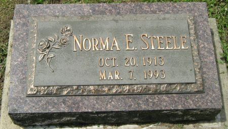 SMITH STEELE, NORMA ELIZABETH - Clayton County, Iowa | NORMA ELIZABETH SMITH STEELE