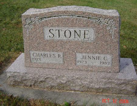 STONE, CHARLES R. - Clayton County, Iowa | CHARLES R. STONE