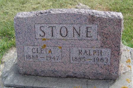 STONE, RALPH - Clayton County, Iowa | RALPH STONE