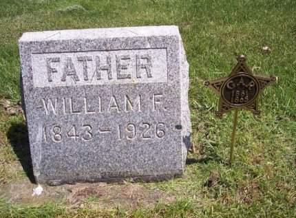 SURRING, WILLIAM F. - Clayton County, Iowa   WILLIAM F. SURRING