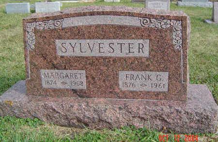 SYLVESTER, FRANK G. - Clayton County, Iowa | FRANK G. SYLVESTER