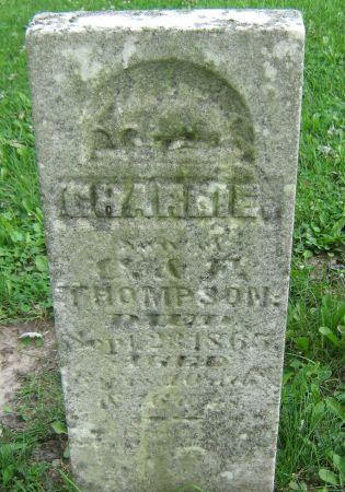 THOMPSON, CHARLIE - Clayton County, Iowa   CHARLIE THOMPSON