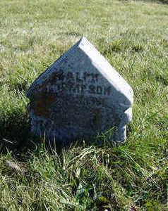 THOMPSON, RALPH - Clayton County, Iowa | RALPH THOMPSON