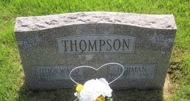 THOMPSON, THORWALD - Clayton County, Iowa | THORWALD THOMPSON