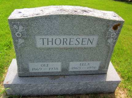 THORESEN, ELLA - Clayton County, Iowa | ELLA THORESEN
