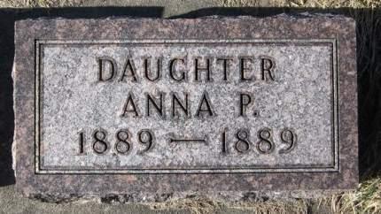 THORSON, ANNA P. - Clayton County, Iowa | ANNA P. THORSON