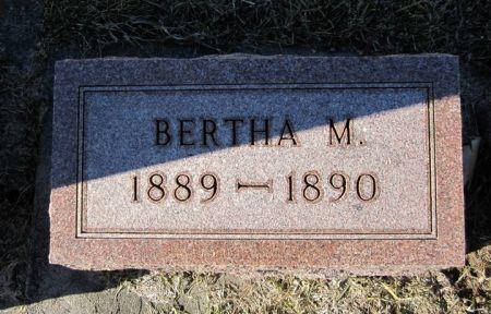 THORSON, BERTHA M. - Clayton County, Iowa | BERTHA M. THORSON