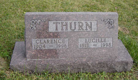 THURN, CLARENCE - Clayton County, Iowa | CLARENCE THURN