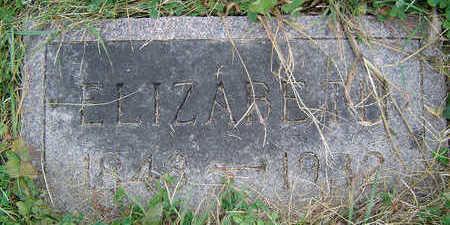 THURN, ELIZABETH - Clayton County, Iowa | ELIZABETH THURN