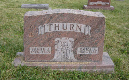 THURN, FRANK J. - Clayton County, Iowa | FRANK J. THURN