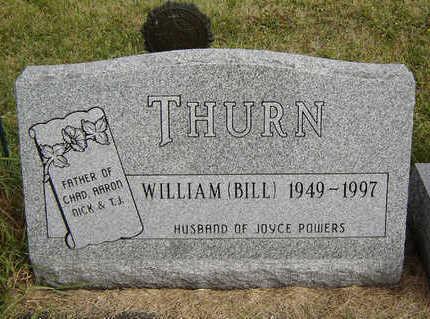 THURN, WILLIAM (BILL) - Clayton County, Iowa | WILLIAM (BILL) THURN