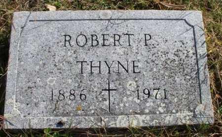 THYNE, ROBERT - Clayton County, Iowa   ROBERT THYNE