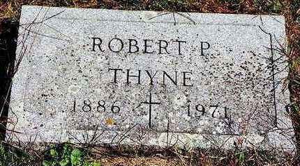 THYNE, ROBERT - Clayton County, Iowa | ROBERT THYNE