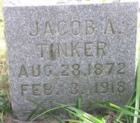 TINKER, JACOB - Clayton County, Iowa | JACOB TINKER