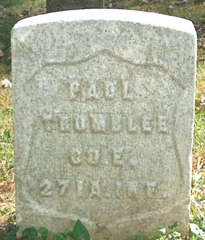 TROMBLEE, PAUL - Clayton County, Iowa | PAUL TROMBLEE