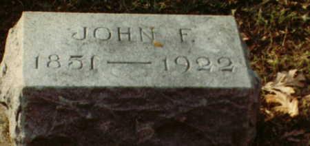 TUECKE, JOHN - Clayton County, Iowa   JOHN TUECKE