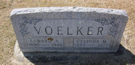 VOELKER, EDWARD A. - Clayton County, Iowa | EDWARD A. VOELKER