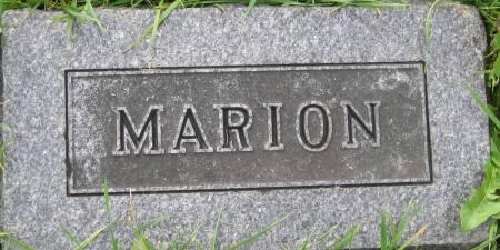 VOGT, MARION - Clayton County, Iowa | MARION VOGT
