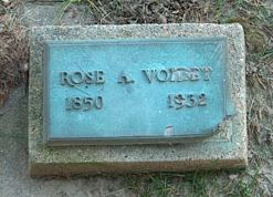 VOIDET, ROSE A. - Clayton County, Iowa | ROSE A. VOIDET