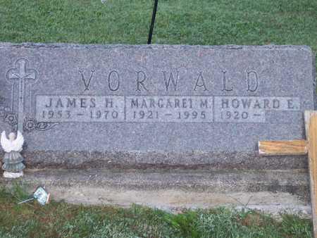 VORWALD, JAMES H. - Clayton County, Iowa | JAMES H. VORWALD