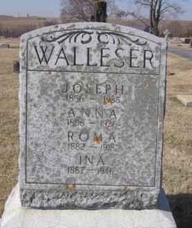 WALLESER, JOSEPH - Clayton County, Iowa | JOSEPH WALLESER