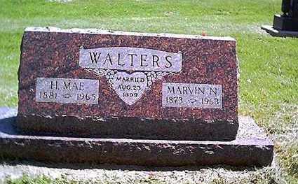SMITH WALTERS,  HANNAH MAE - Clayton County, Iowa |  HANNAH MAE SMITH WALTERS