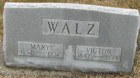 WALZ, VICTOR - Clayton County, Iowa | VICTOR WALZ