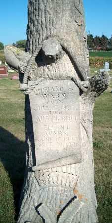 WARN, EDWARD F. - Clayton County, Iowa   EDWARD F. WARN
