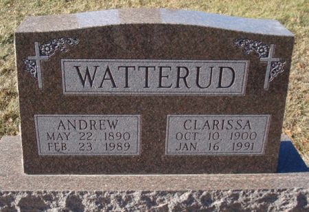 WATTERUD, ANDREW - Clayton County, Iowa | ANDREW WATTERUD