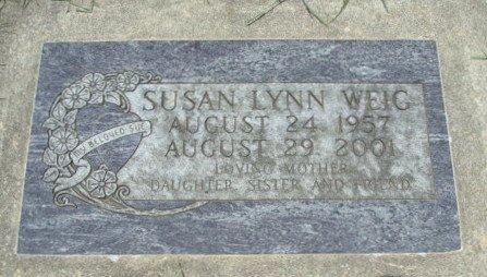 WEIG, SUSAN LYNN - Clayton County, Iowa | SUSAN LYNN WEIG