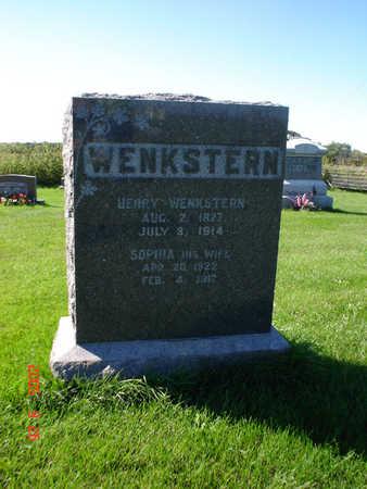 WENKSTERN, HENRY - Clayton County, Iowa | HENRY WENKSTERN