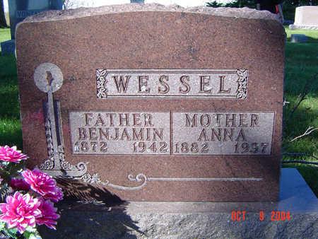 WESSEL, BENJAMIN - Clayton County, Iowa | BENJAMIN WESSEL