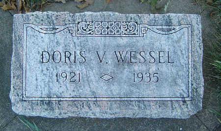 WESSEL, DORIS V. - Clayton County, Iowa | DORIS V. WESSEL