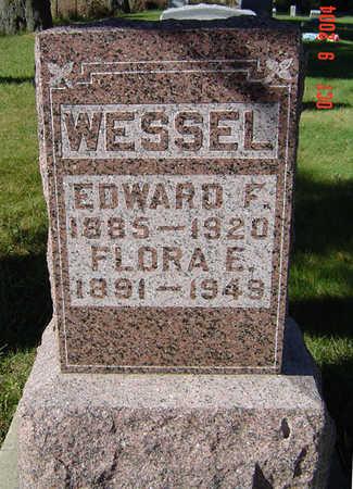 WESSEL, FLORA E. - Clayton County, Iowa | FLORA E. WESSEL