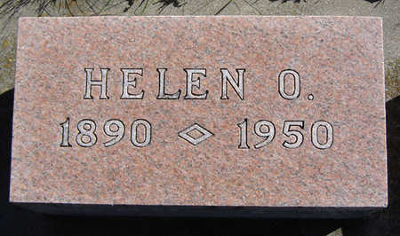WESSEL, HELEN O. - Clayton County, Iowa   HELEN O. WESSEL