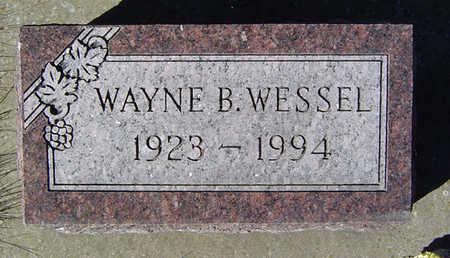 WESSEL, WAYNE B. - Clayton County, Iowa | WAYNE B. WESSEL