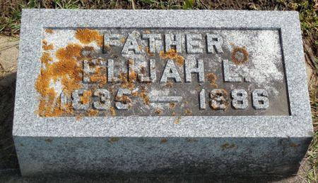 WESTFALL, ELIJAH L. - Clayton County, Iowa   ELIJAH L. WESTFALL
