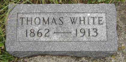 WHITE, THOMAS - Clayton County, Iowa | THOMAS WHITE