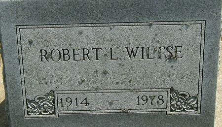 WILTSE, ROBERT LEONARD - Clayton County, Iowa   ROBERT LEONARD WILTSE
