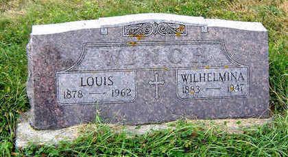 WINCH, LOUIS - Clayton County, Iowa | LOUIS WINCH