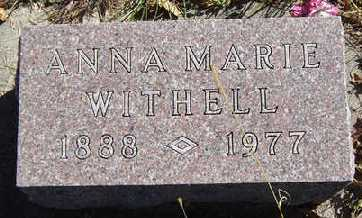 WITHELL, ANNA MARIE - Clayton County, Iowa | ANNA MARIE WITHELL