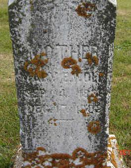 WOLF, MARY E. - Clayton County, Iowa   MARY E. WOLF